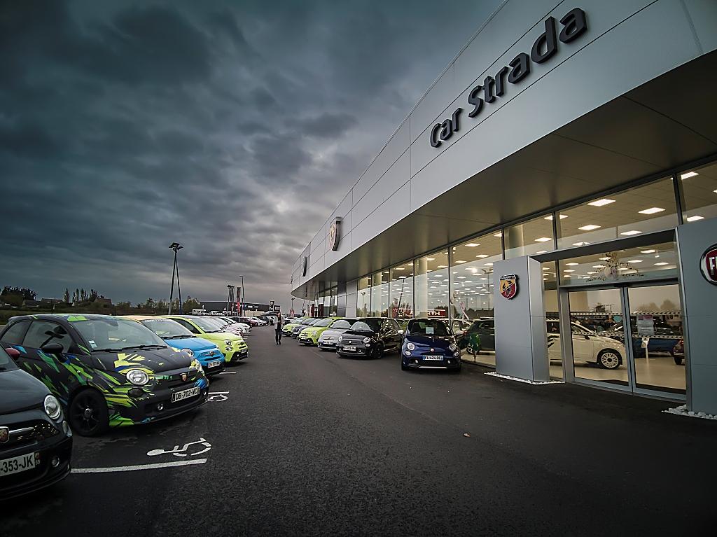 L'heure du goûter chez Car Strada