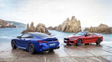 BMW M8 Competition, enfin là