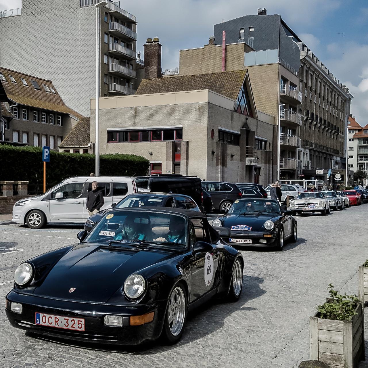 Porsche 911 turbo cabriolet ou Carrera cabriolet