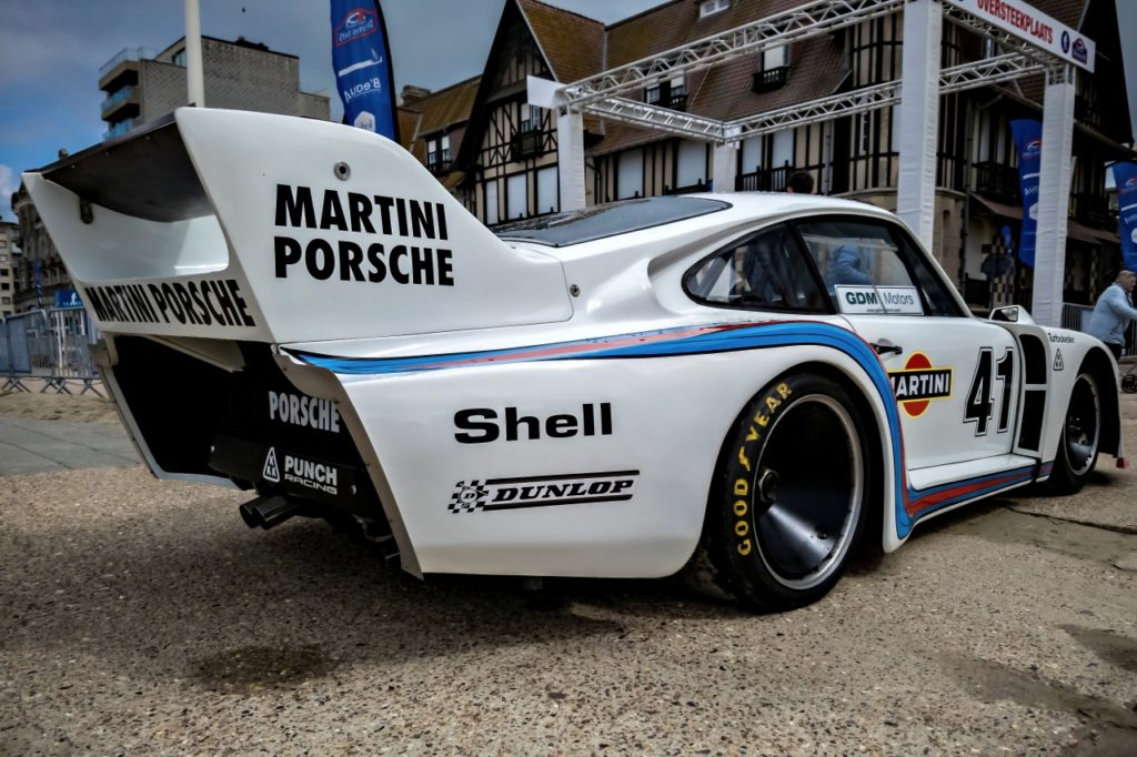 Porsche 935 Moby Dick, Drivers Days 2019