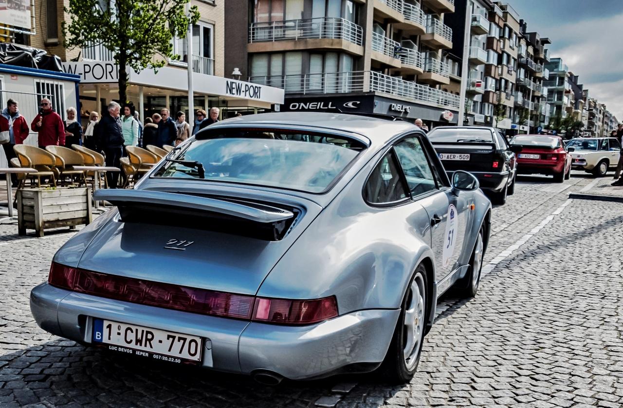 Porsche 964 30eme Anniversaire