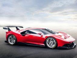 Prototipo Ferrari P80/C