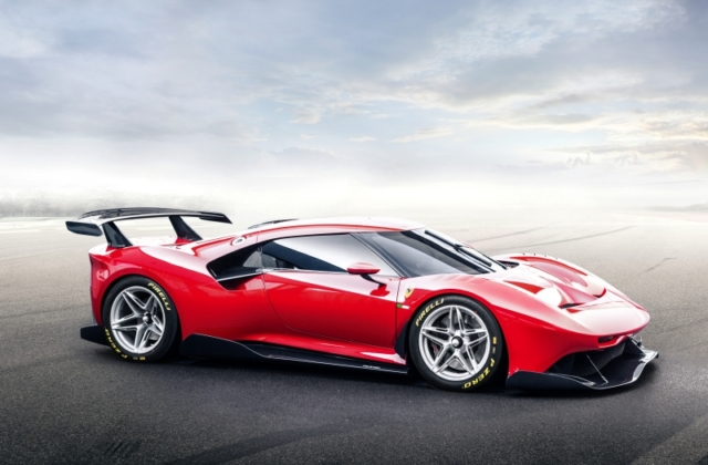 Prototipo Ferrari P80/C, le One-off extrême de Ferrari