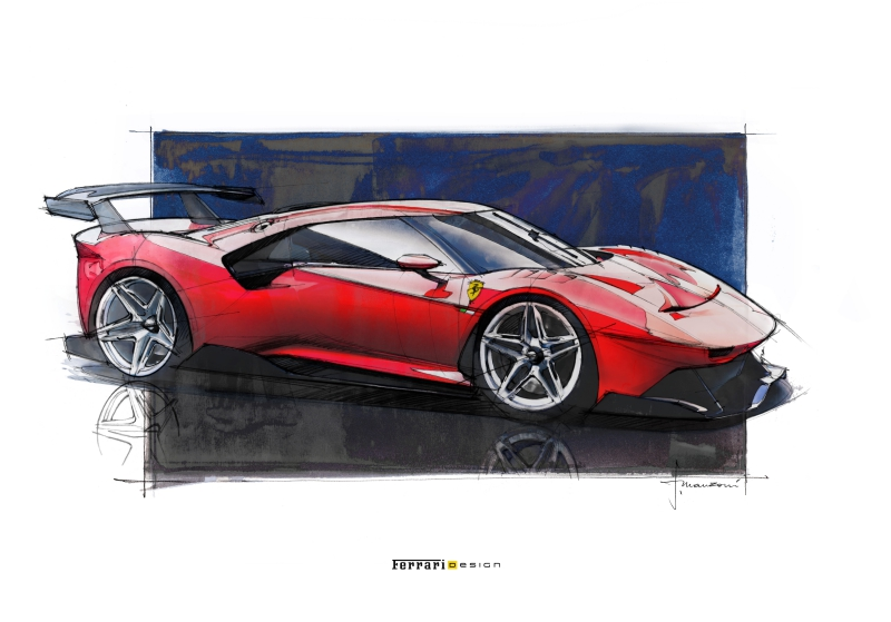 La Ferrari P80/C est et restera unique