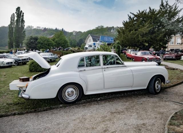Rolls Royce Silver Cloud - Belles autos, bons amis et bonne musique le 1er mai à Cassel