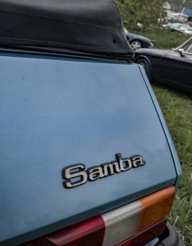 Samba - Belles autos, bons amis et bonne musique le 1er mai à Cassel