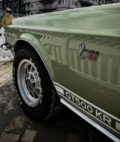 Shelby Cobra, attention danger