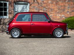Un beau petit jouet Mini Cooper Sport – Mini Rover Sport 2000 Jay Kay – Jamiroquai