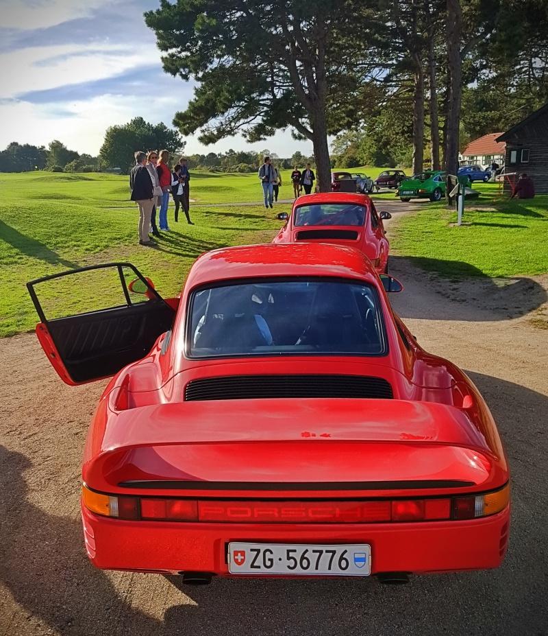Zoute Grand Prix et Porsche 959, 911 RS N-GT