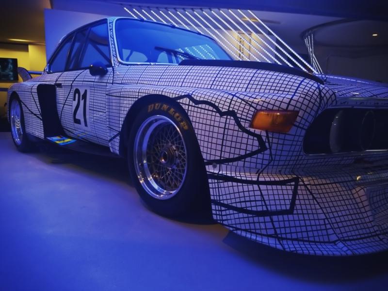BMW 3.0 csl Art Car, la plus difficile de toutes