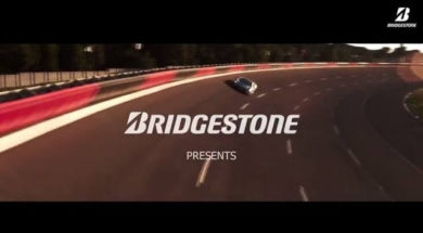 Bridgestone x Don Law XJ220: The Legend Lives On teaser