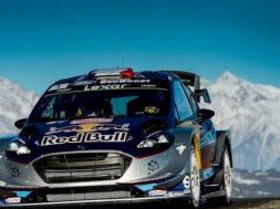 Shakedown – 2017 WRC Rallye Monte-Carlo –