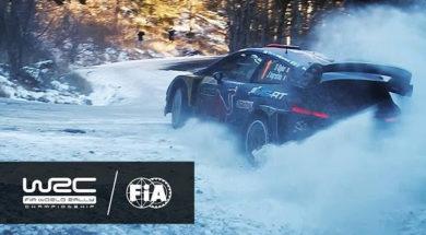WRC – Rallye Monte-Carlo 2017: Icy corner on SS08