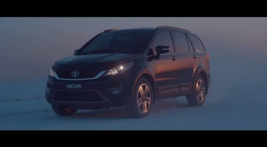 Presenting the TATA Hexa ~ Whatever It Takes!