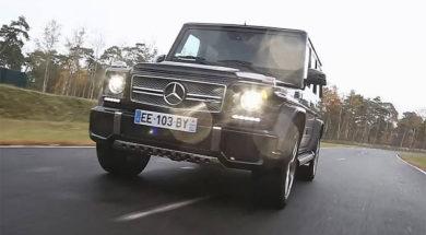 Dossier spécial Mercedes AMG
