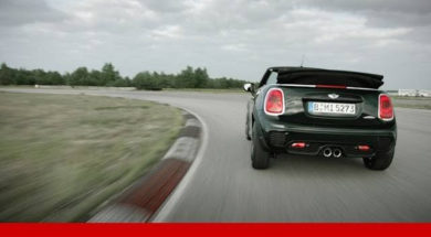 MINI John Cooper Works Cabrio | MINI Thrill Maximised