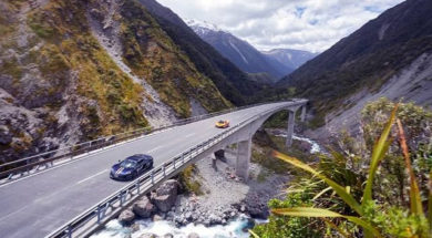 The Ultimate Road Trip – The McLaren Epic Tour of New Zealand