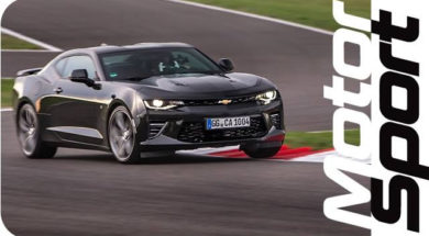 Chevrolet Camaro V8 LAP TIME : faster than Focus RS ?
