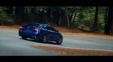 "2017 Lexus GS Commercial: ""All Things to All Roads"""