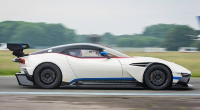 StigCam: Aston Martin Vulcan – Top Gear