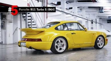 Porsche Top 5 series