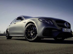 Bernd Schneider Introduces the new Mercedes-AMG E 63 S