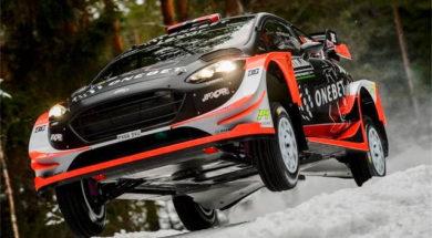 Shakedown – 2017 WRC Rally Sweden – Michelin Motorsport