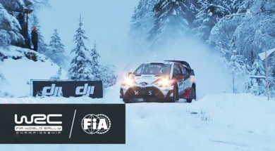 WRC – Rally Sweden 2017: HIGHLIGHTS Stages 1-4