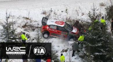 WRC – Rally Sweden 2017: HIGHLIGHTS Stages 13 – 15