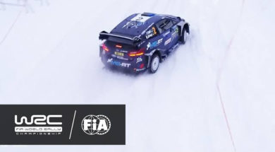 WRC – Rally Sweden 2017: HIGHLIGHTS Stages 16-17