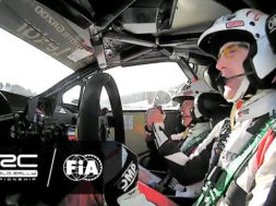 WRC – Rally Sweden 2017: POWER STAGE SS18
