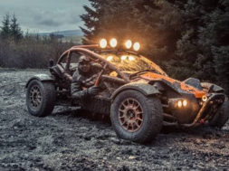 Ariel Nomad vs Welsh Mud – Rory Reid's Road Trips – Top Gear