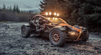 Ariel Nomad vs Welsh Mud – Rory Reid's Road Trips – Top Gear