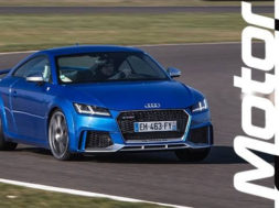 Audi TT RS lap time : faster than BMW M2 !
