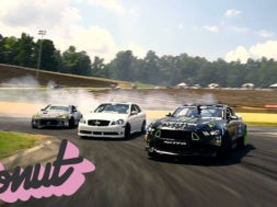 Best Drifting footage Ever? Gridlife Atlanta w/ Drift Alliance | Donut Media