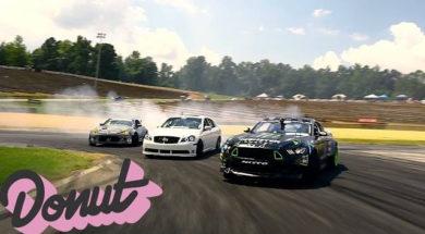 Best Drifting footage Ever? Gridlife Atlanta w/ Drift Alliance | Donut Media