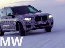 BMW First glimpse. Test-driving the all-new in Sweden.