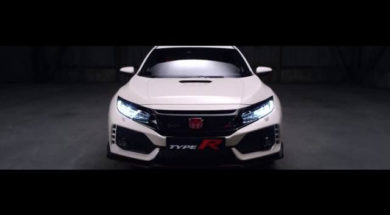 Honda Civic Type R: The full reveal video