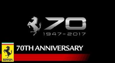 Ferrari 70 Years of Emotion