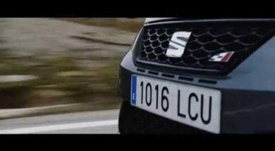 SEAT Leon CUPRA – A Race Car Set Free