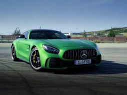 Bernd Schneider Presents the Mercedes-AMG GT R