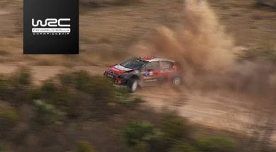 WRC – Rally Guanajuato México 2017: HIGHLIGHTS Friday