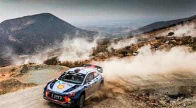 WRC – Rally Guanajuato México 2017: HIGHLIGHTS Saturday