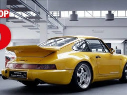 Porsche Top 5 – The most memorable Porsche Exclusive models.