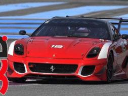 Ferrari 599XX EVO onboard | Paul Ricard