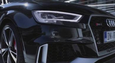 Nouvelle Audi RS 3 Berline