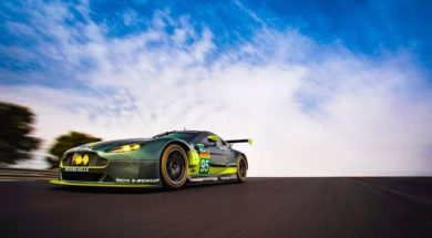 Aston Martin Racing – Back For More