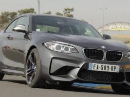 Supertest BMW M2 par le magazine Sport Auto