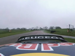 GoPro View: Sébastien Loeb Rips Lydden Hill in his 2017 Spec Peugeot WRX