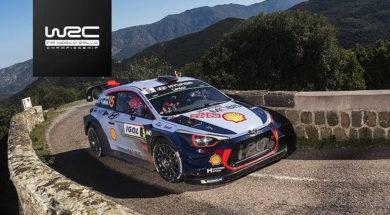 WRC – Tour de Corse 2017: Review Clip